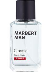 MARBERT - Man Classic Sport Eau de Toilette - PARFUM