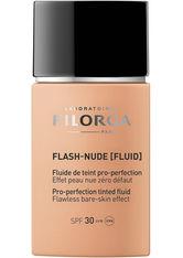 FILORGA FLASH-NUDE [FLUID] Flüssige Foundation  30 ml Nr. 02 - Nude Gold