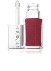 CLINIQUE - Clinique Pop Lacquer Lip Colour and Primer(verschiedene Farbtöne) - Love Pop - Lipgloss