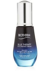 Biotherm Blue Therapy - Regeneriert Zeichen der Hautalterung Eye-Opening Serum Augenpflege 16.5 ml