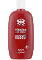 TIROLER NUSSÖL - Tiroler Nussöl Original - SONNENCREME