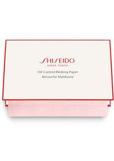 Shiseido Gesichtspflege Generic Skincare Oil-Control Blotting Paper 100 Stk.