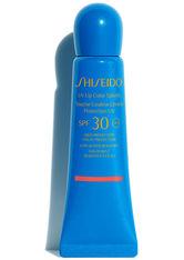 Shiseido - Sun Care Uv Lip Color Splash Spf 30  - Sonnenstift - 10 G - Uluru Red