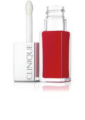 CLINIQUE - Clinique Pop Lacquer Lip Colour and Primer(verschiedene Farbtöne) - Lava Pop - LIPGLOSS