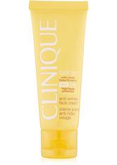 CLINIQUE - Clinique Sonnen und Körperpflege Sonnenpflege Oil-Free Face Cream SPF 30 50 ml - Tagespflege