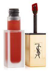 YVES SAINT LAURENT - Yves Saint Laurent Tatouage Couture Matte Stain Liquid Lipstick  6 ml Nr. 9 - Grenat No-Rules - Liquid Lipstick