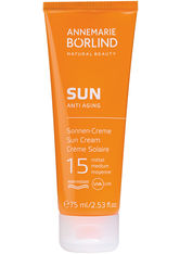 ANNEMARIE BÖRLIND - ANNEMARIE BÖRLIND Sonnenpflege Sun Care Sun Sonnencreme SPF 15 75 ml - SONNENCREME
