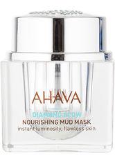 AHAVA - AHAVA Produkte AHAVA Produkte Diamond Glow - Nourishing Mud Mask 50ml Body Make-up 50.0 ml - Crememasken