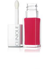 CLINIQUE - Clinique Pop Lacquer Lip Colour and Primer(verschiedene Farbtöne) - Sweetie Pop - LIPGLOSS