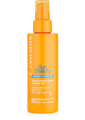 Lancaster Sonnenpflege Sun Care Sun Beauty Oil-Free Milky Spray Sublime Tan SPF 15 150 ml