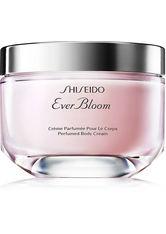 SHISEIDO - Shiseido Ever Bloom Body Cream 200 ml Körpercreme - Körpercreme & Öle