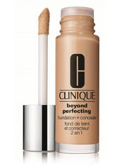 Clinique Beyond Perfecting 2-in-1: Foundation + Concealer Flüssige Foundation 30 ml Nr. Cn 28 Ivory
