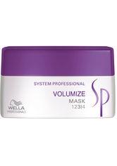 Wella Professionals Haarmaske »SP Volumize«, schwereloses Volumen