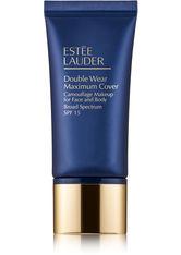 Estée Lauder Double Wear Maximum Cover Camouflage Makeup for Face and Body SPF15 3N1 Ivory Beige 30 ml Flüssige Foundation