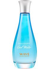 Davidoff Damendüfte Cool Water Wave Woman Eau de Toilette Spray 100 ml