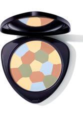 Dr. Hauschka Teint Colour Correcting Powder Kompaktpuder 8 g Nr. 02 - Calming