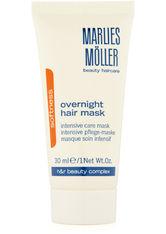 Marlies Möller Beauty Haircare Softness Overnight Care Hair Mask 30 ml
