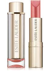 Estée Lauder Lippenmakeup Pure Color Love Lippenstift Flash Chrome 3.5 g Jet Flame