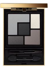 YVES SAINT LAURENT - Yves Saint Laurent Augen 5 Color Eyeshadow Palette (Farbe: Tuxedo [01], 5 g) - LIDSCHATTEN