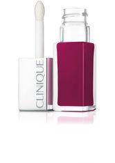 CLINIQUE - Clinique Pop Lacquer Lip Colour and Primer(verschiedene Farbtöne) - Peace Pop - LIQUID LIPSTICK