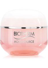 Biotherm - Aquasource Creme Für Trockene Haut  - Gesichtscreme - 50 Ml -