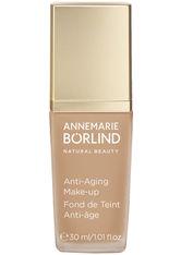 ANNEMARIE BÖRLIND Teint Anti-Aging Make-up Flüssige Foundation  30 ml Nr. 04w - Bronze