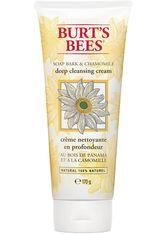 Burt's Bees Produkte Deep Cleansing Cream - Soap Bark & Chamomile 170g Duschgel 170.0 g