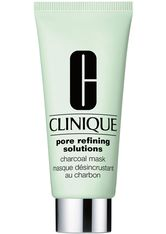 Clinique Pflege Masken Pore Refining Solutions Charcoal Mask 100 ml