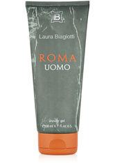 Laura Biagiotti Roma Uomo Shower Gel - Duschgel 200 ml