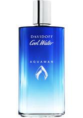 Davidoff Cool Water Man Collector's Edition Aquaman Eau de Toilette Nat. Spray 125 ml