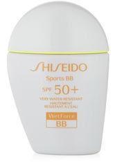 SHISEIDO - Shiseido Suncare Sports BB Cream SPF 50+ 30 ml (verschiedene Farbtöne) - Light - BB - CC CREAM