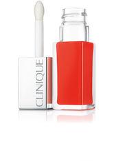 CLINIQUE - Clinique Pop Lacquer Lip Colour and Primer(verschiedene Farbtöne) - Happy Pop - Lipgloss