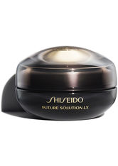 SHISEIDO - Shiseido Gesichtspflege Future Solution LX Eye and Lip Contour Cream 17 ml - AUGENCREME
