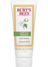 Burt's Bees Gesichtspflege Sensitive - Facial Cleanser 170g Reinigungscreme 170.0 g