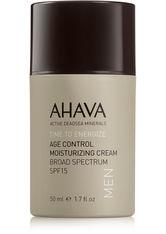 AHAVA Gesichtspflege Age Control Moisturizing Cream SPF 15 von Ahava Gesichtscreme 50.0 ml