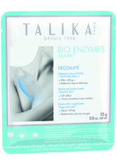 Talika Pflege Gesicht Bio Enzymes Mask Décolleté 25 ml