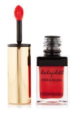 YVES SAINT LAURENT - Yves Saint Laurent Make-up Lippen Babydoll Kiss & Blush Nr. 19 Corail Sulfureux 10 ml - ROUGE