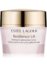 Estée Lauder Pflege Augenpflege Resilience Lift Firming & Sculpting Eye Cream 15 ml