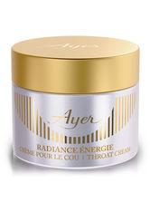 Ayer Radiance Énergie Throat Cream 50 ml Dekolletécreme
