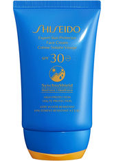 SHISEIDO - Shiseido Global Sun Care Expert Sun Protector Face SPF 30 Sonnencreme  50 ml - Sonnencreme