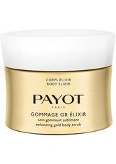Payot Élixir Body Gommage or Élixir - Peeling 200 ml Gesichtspeeling