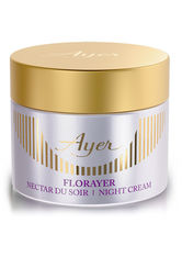 Ayer Produkte Night Cream Gesichtspflege 50.0 ml