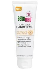 SEBAMED - SEBAMED schützende Handcreme Vitamin E 75 ml - HÄNDE