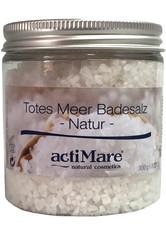 ACTIMARE Totes Meer Mineral Badesalz natur