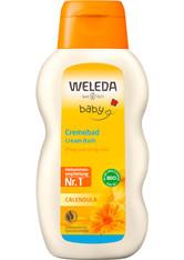 Weleda Calendula Kinderpflege Calendula Cremebad Babybad 200.0 ml