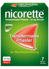 nicorette Transdermales Pflaster 10mg
