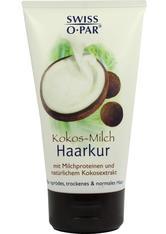 SWISS-O-PAR - Swiss o Par Kokos-Milch Haarkur 150 ml - Conditioner & Kur