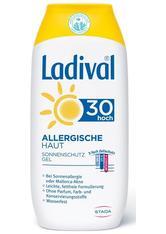 STADA - Ladival Allergische Haut Gel Lsf 30 200 ml - SONNENCREME