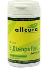 allcura Naturheilmittel Produkte Blütenpollen Kapseln Nahrungsergänzungsmittel 63.0 g