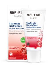 WELEDA - Weleda Granatapfel Straffende Nachtpflege Nachtcreme  30 ml - NACHTPFLEGE